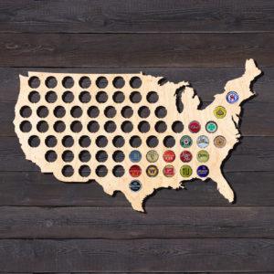 USA and States